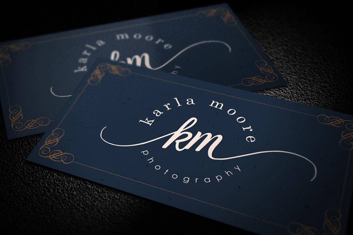 Beradon Script - Elegant Wedding font example image 10
