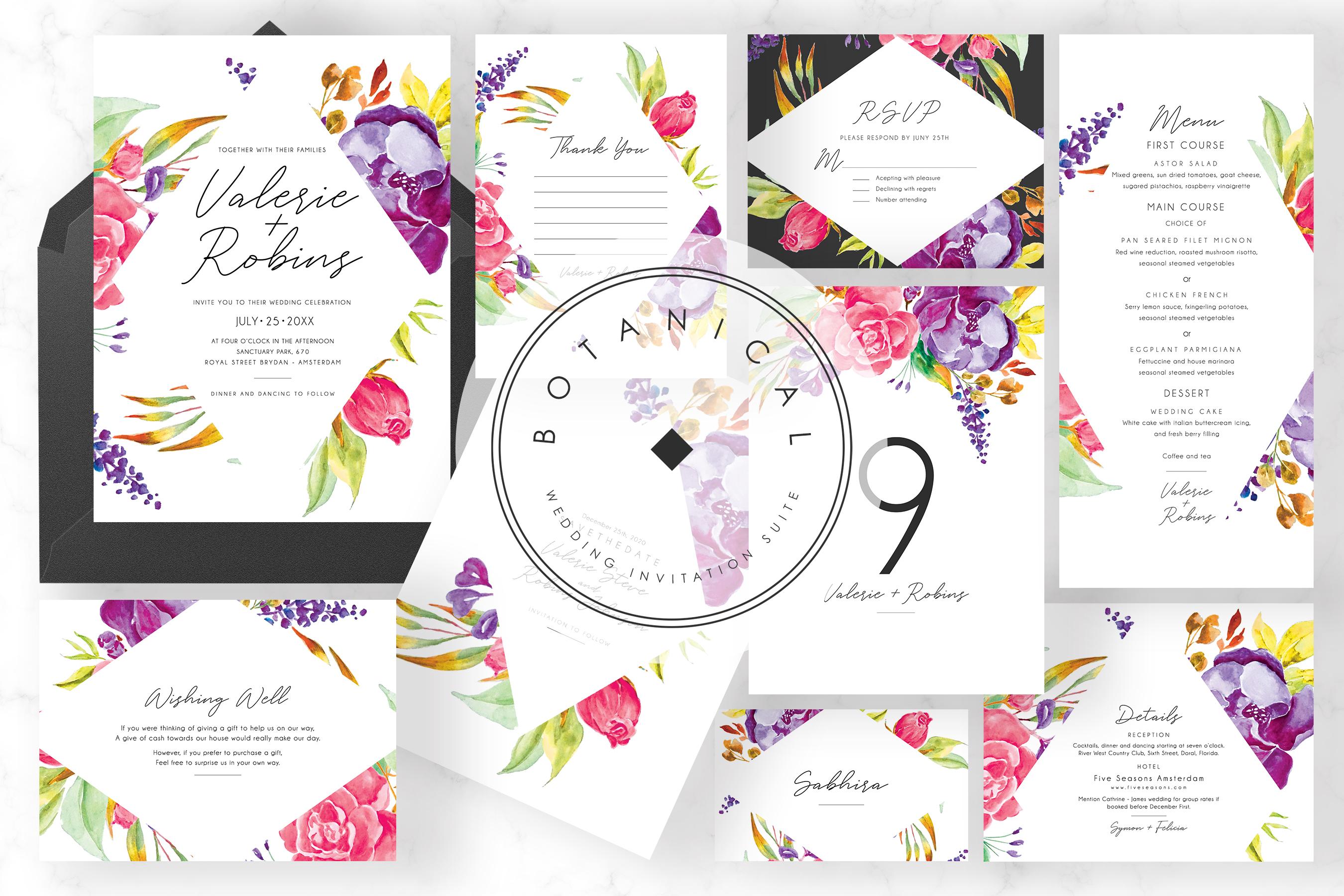 8 SET IN 1 | Ultimate Wedding Bundle II example image 6