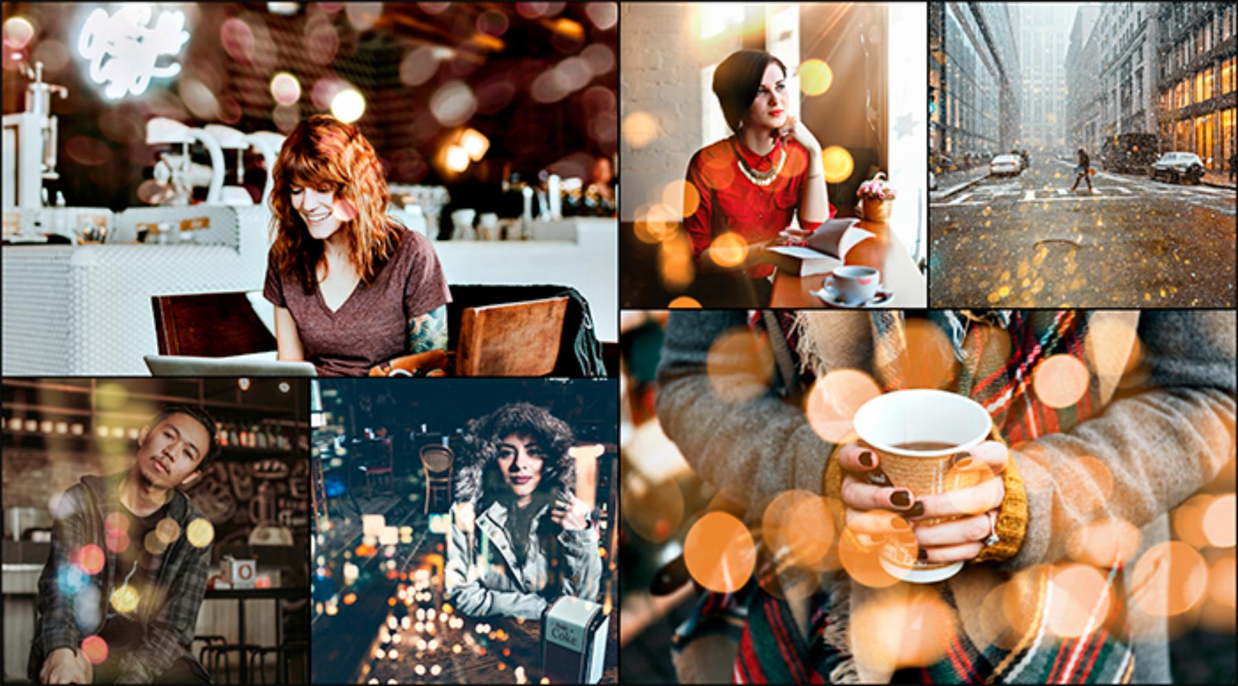 5000 Professional Photo Overlays example image 9