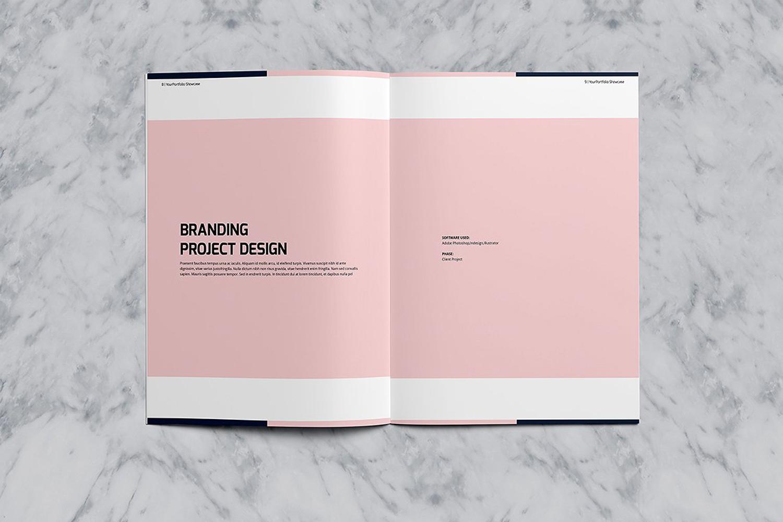 Designer Portfolio-48 Pages example image 7
