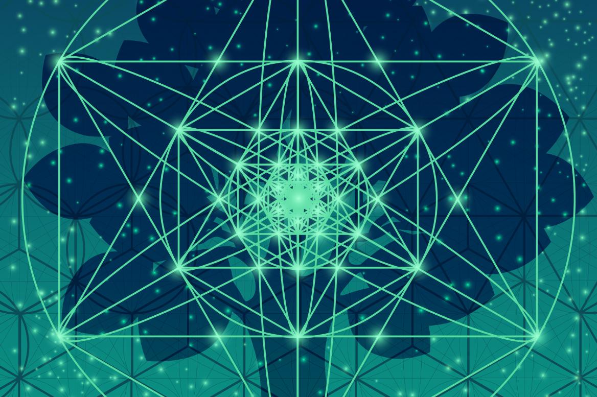 {Sacred Geometry} VECTOR MANDALAS example image 6
