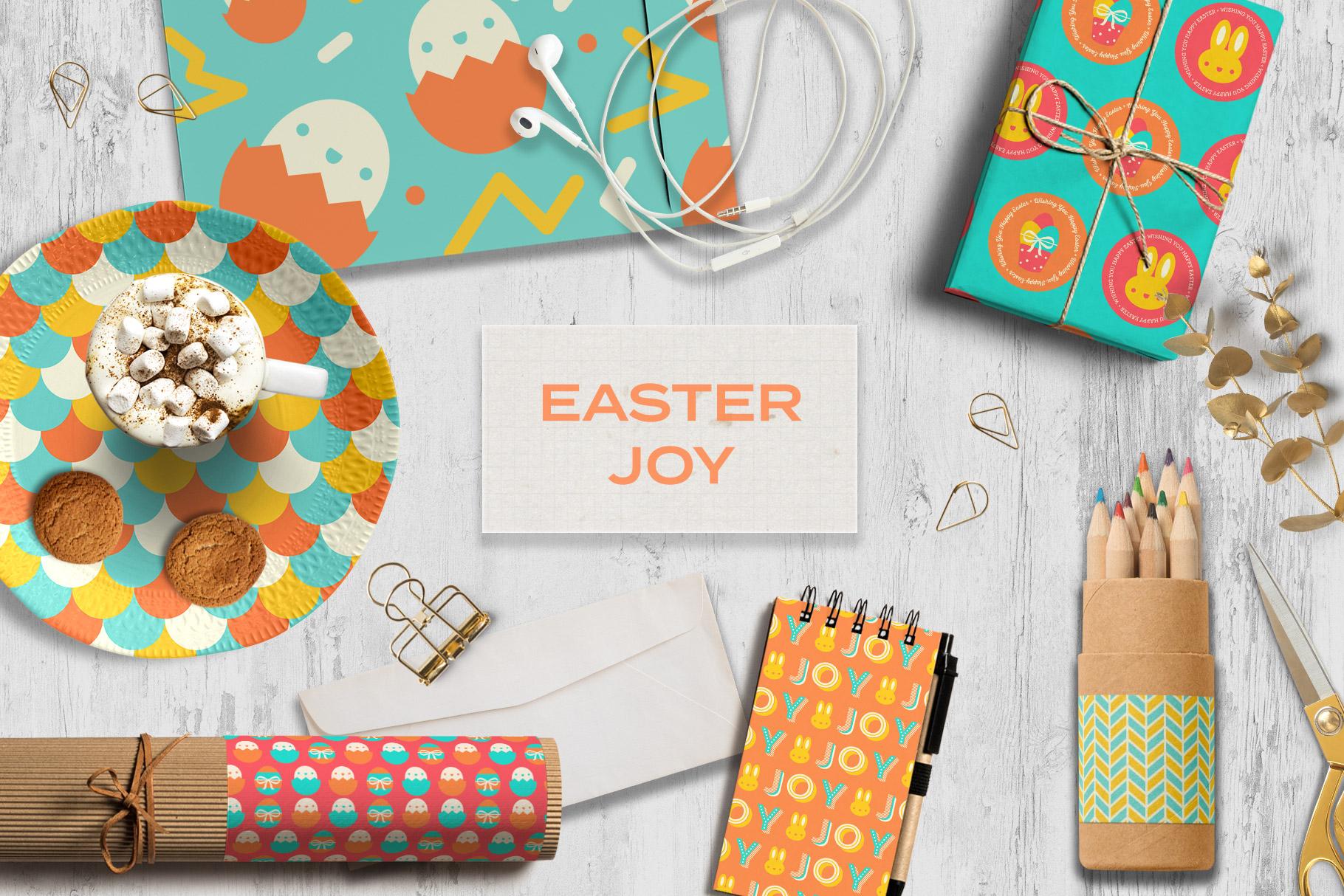 Easter Joy Patterns example image 2