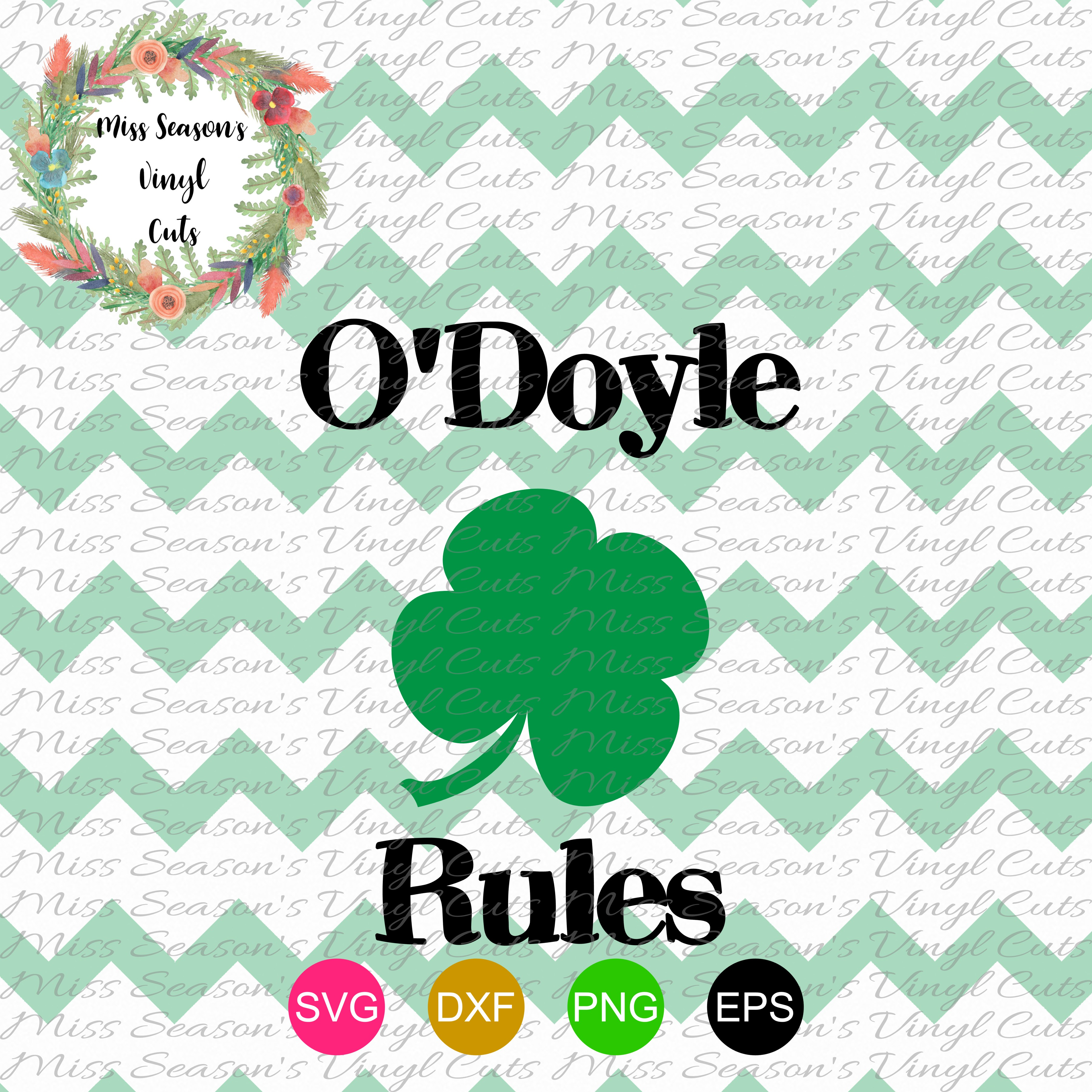 Odoyle Rules SVG  example image 1