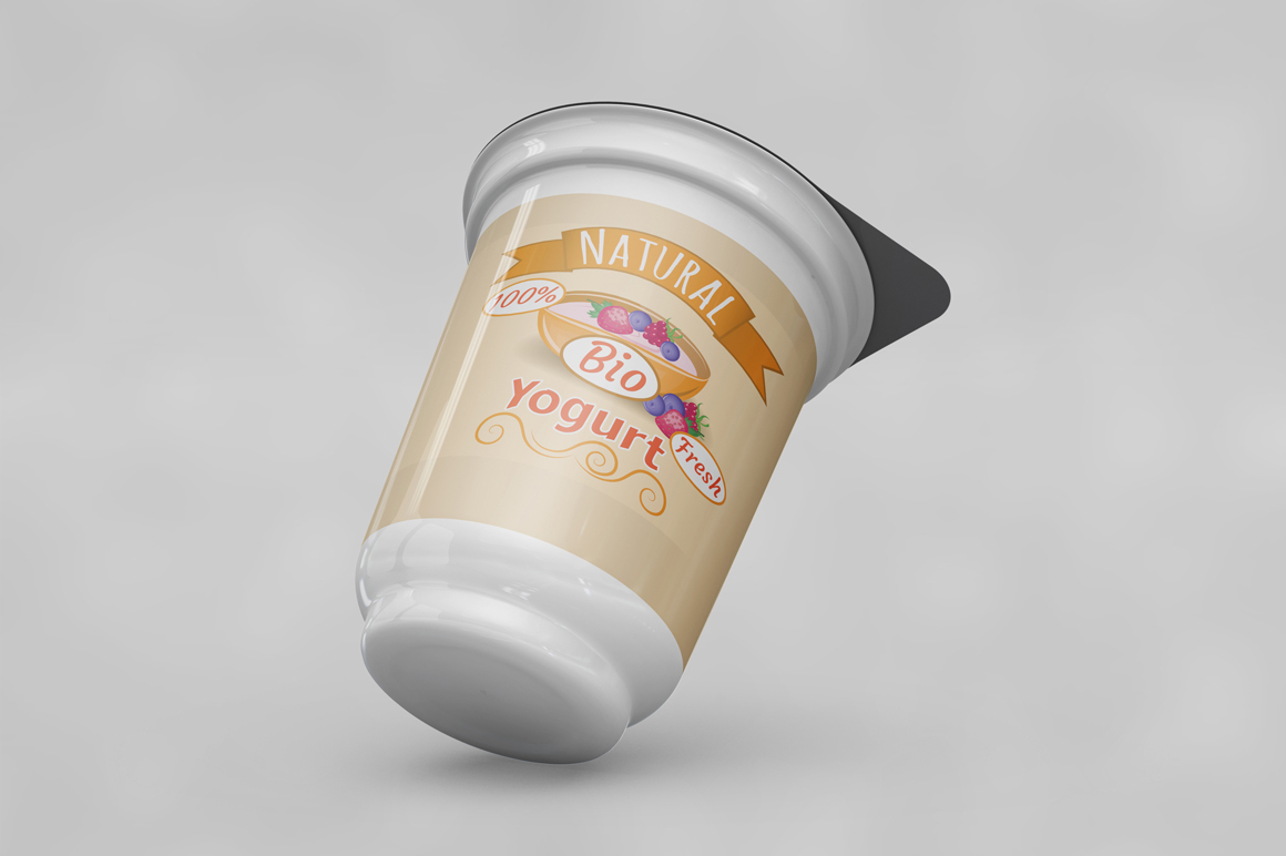 Yogurt Mockup example image 9