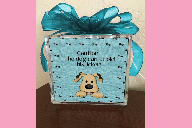 Friendly Dog Print example image 3