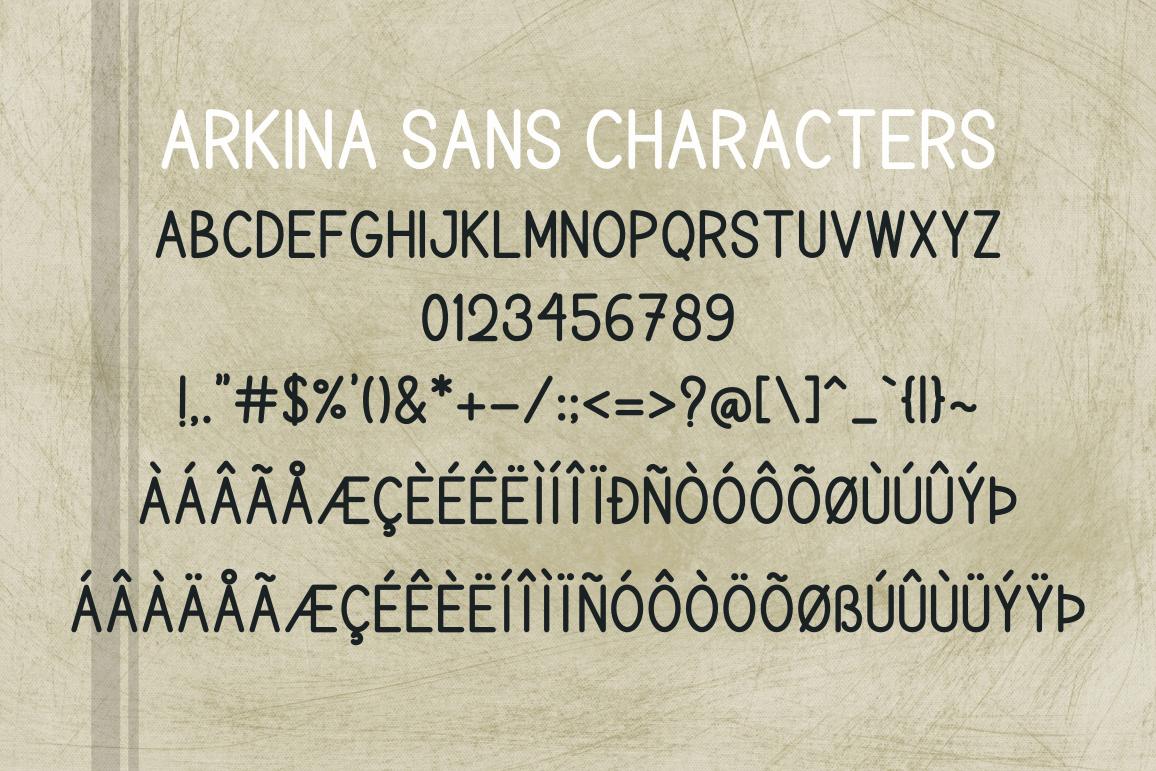 Arkina Duo example image 7
