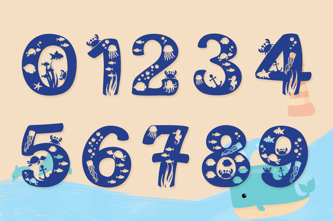 Squishy Craft Font for Beach & Summer Designs with Bonus example image 3