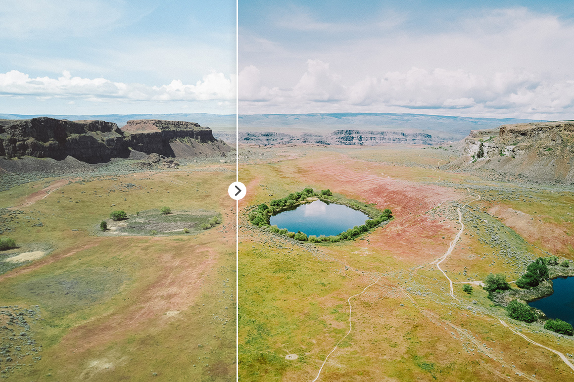 45 Lightroom Presets for Aerial Photography with Drones example image 12