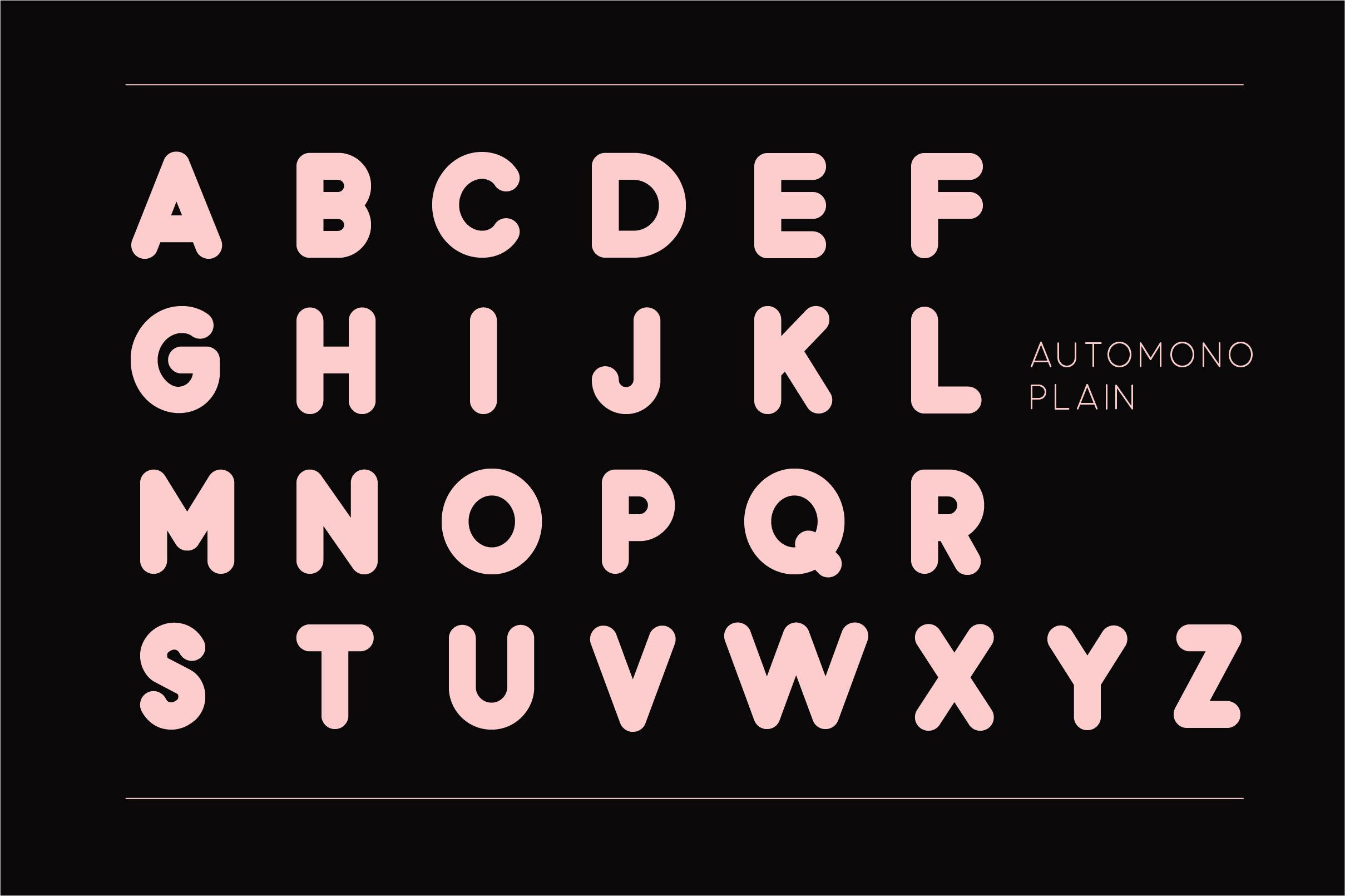 Automono example image 5