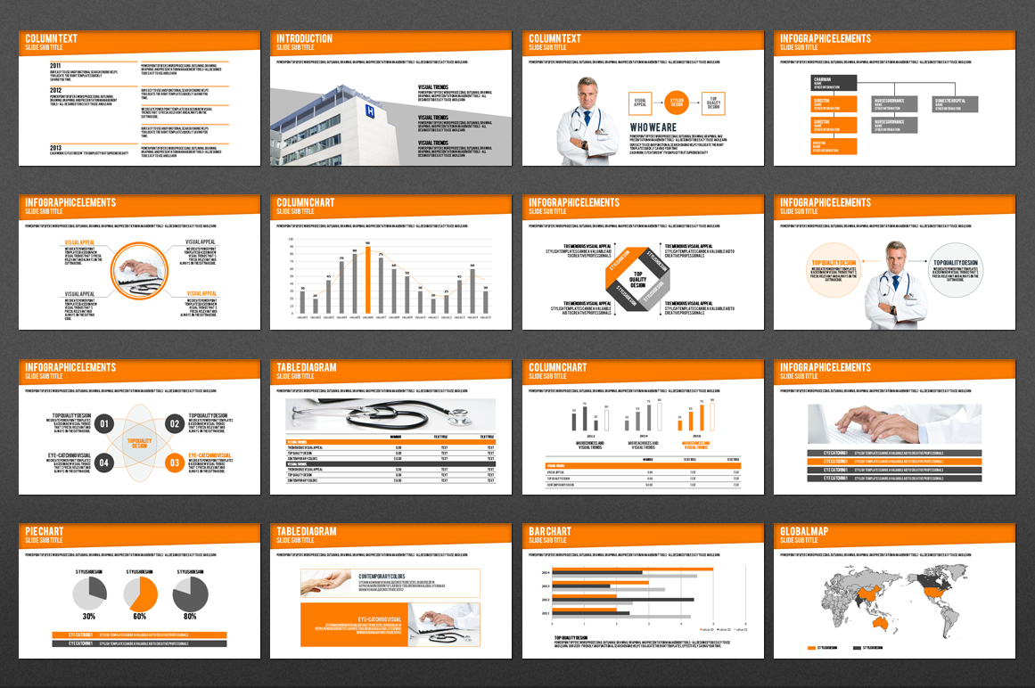 Medical PowerPoint Presentation example image 4