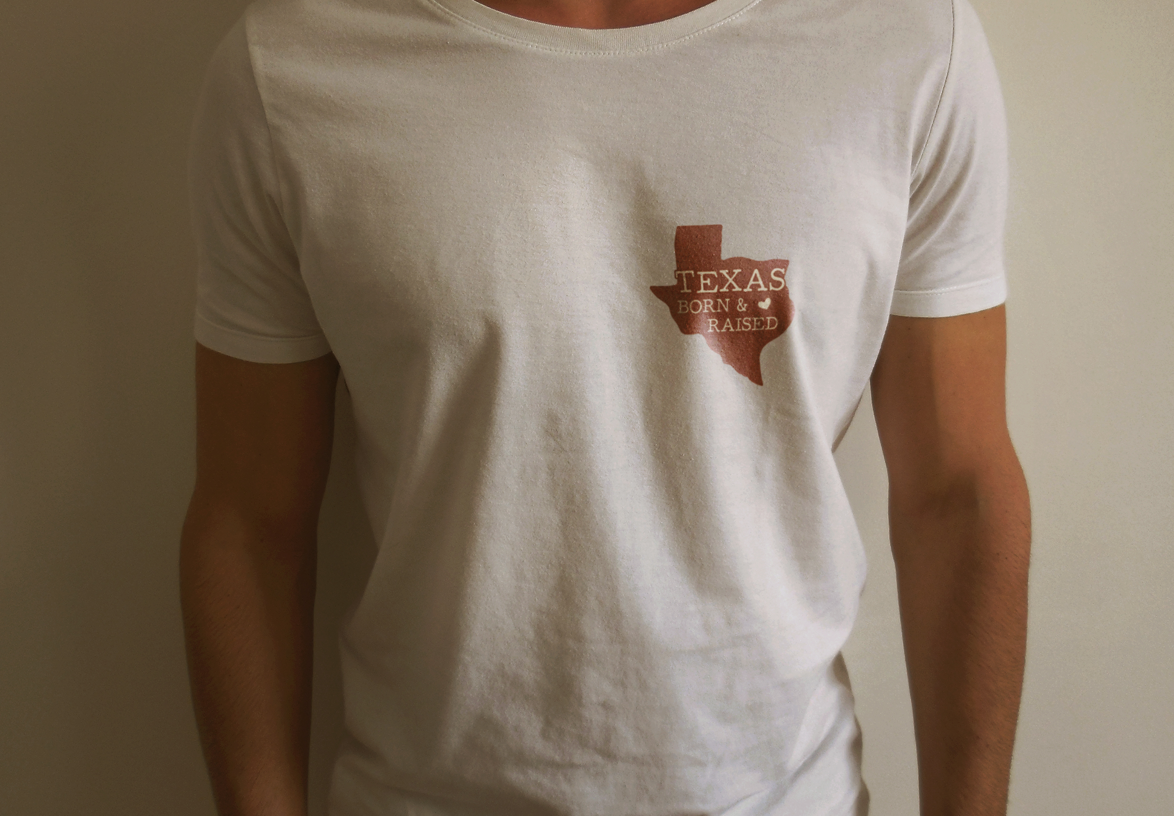 Texas State Badge / Vintage US T-Shirt American SVG Cut File example image 3
