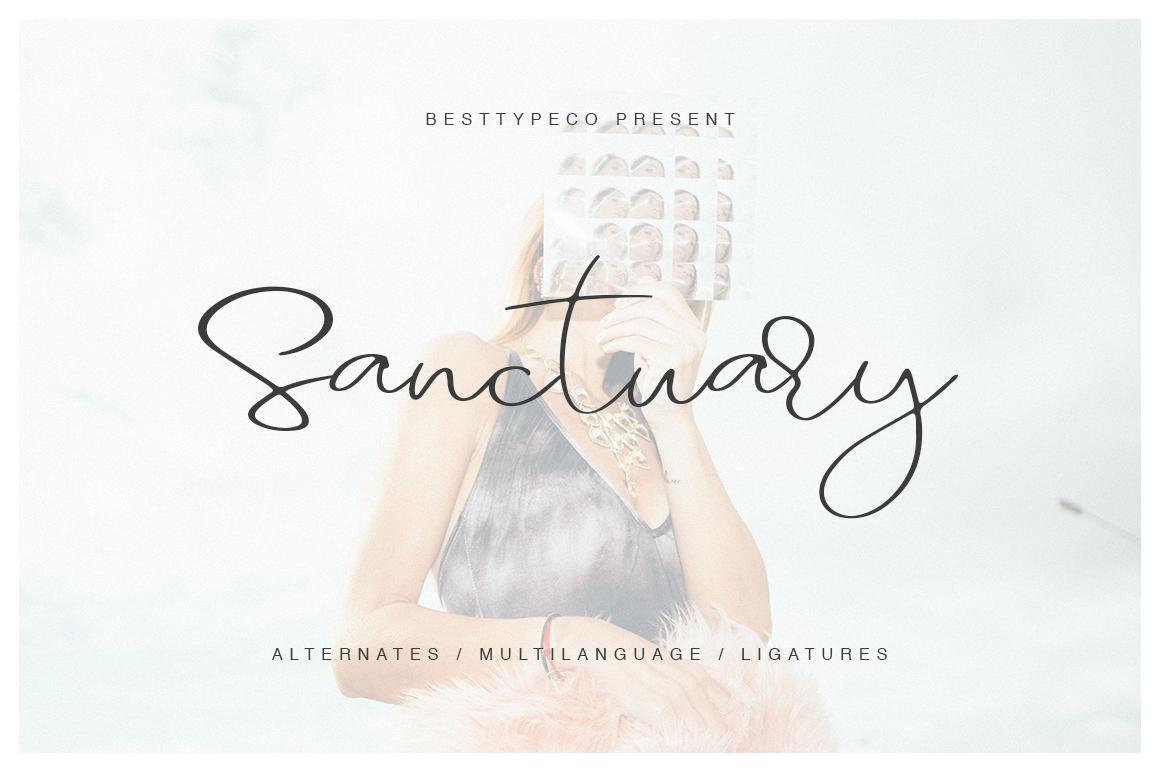 Sanctuary example image 1