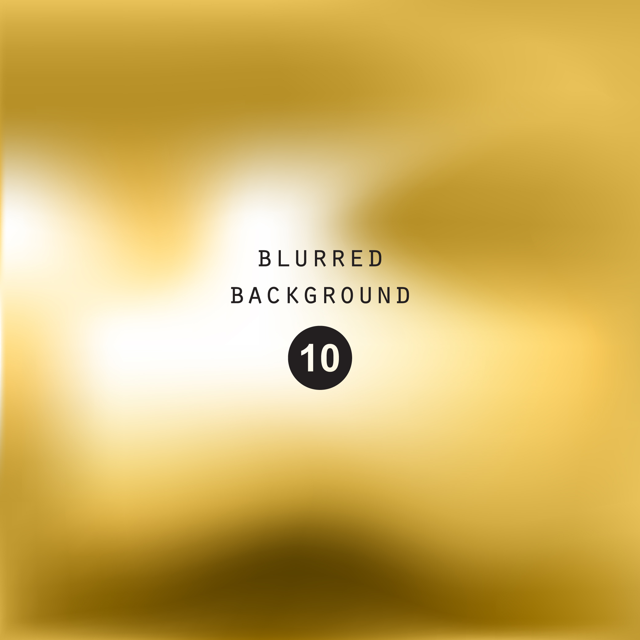 Blurred gold effect holographic gradient abstract background example image 2