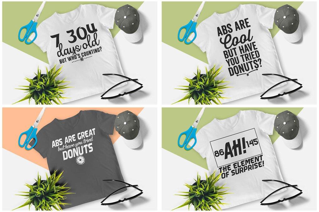 200 Printready Tshirt Design Mega Bundle example image 2