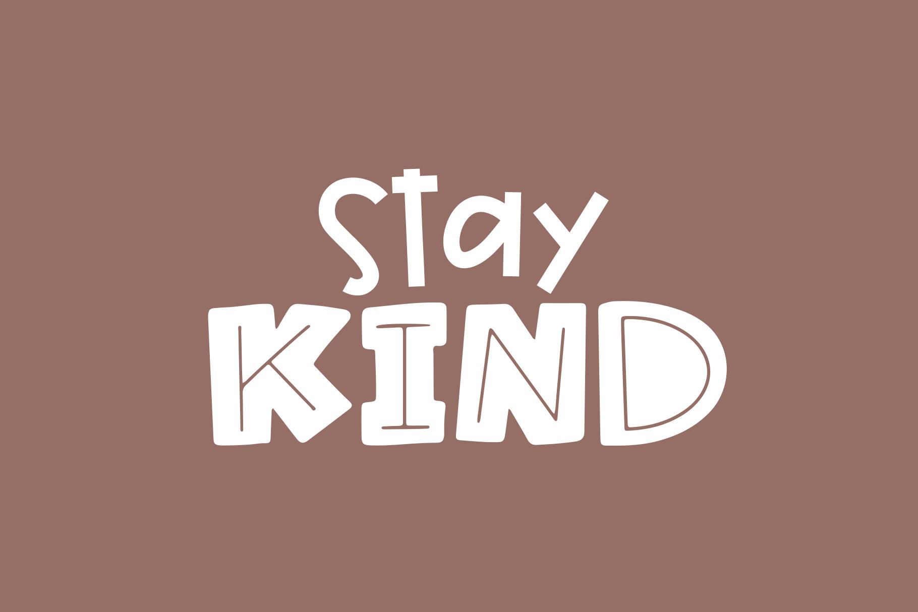 Hazelnut - A Fun Handwritten Font example image 4