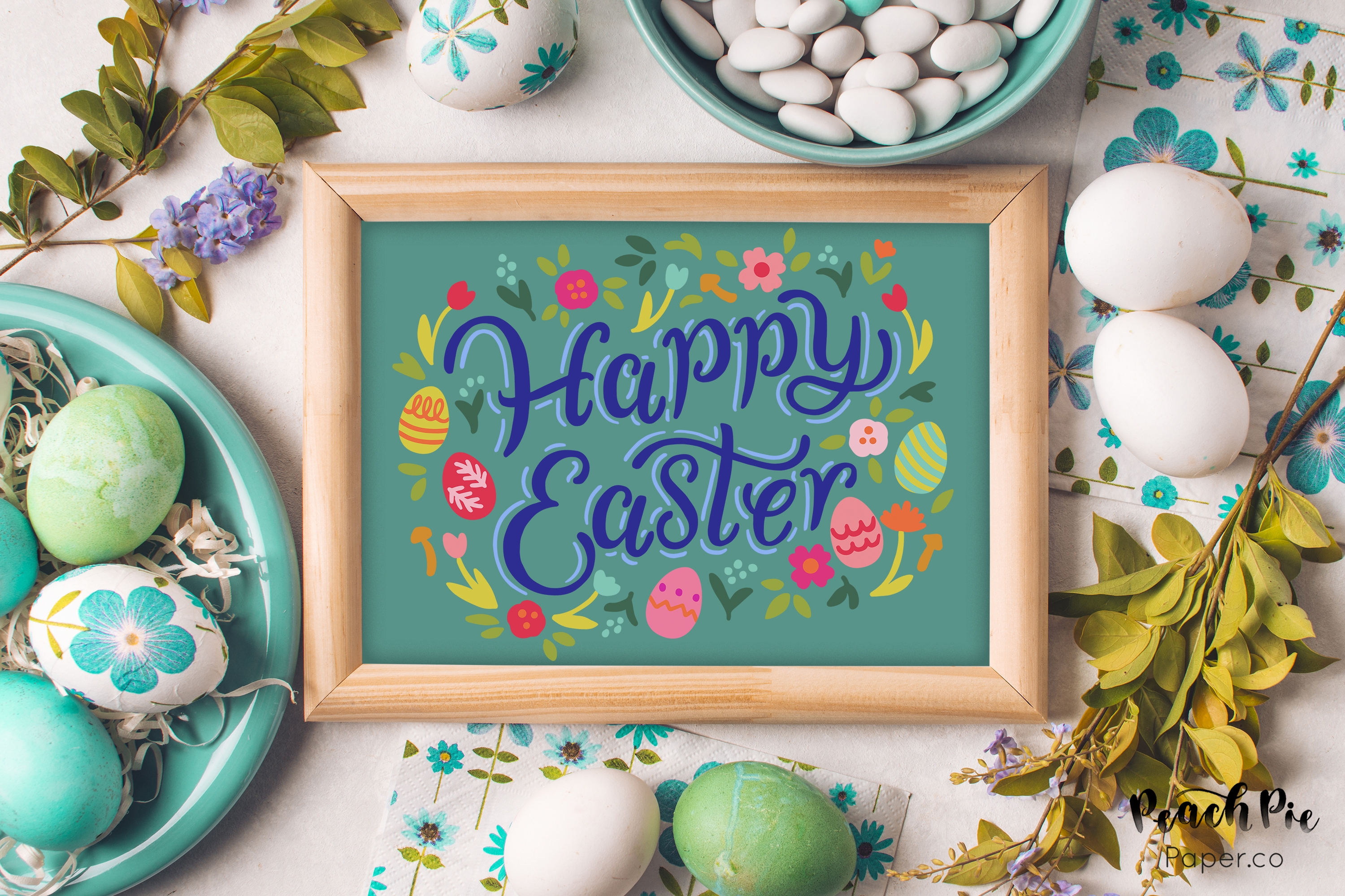 Easter Sign Designs example image 4