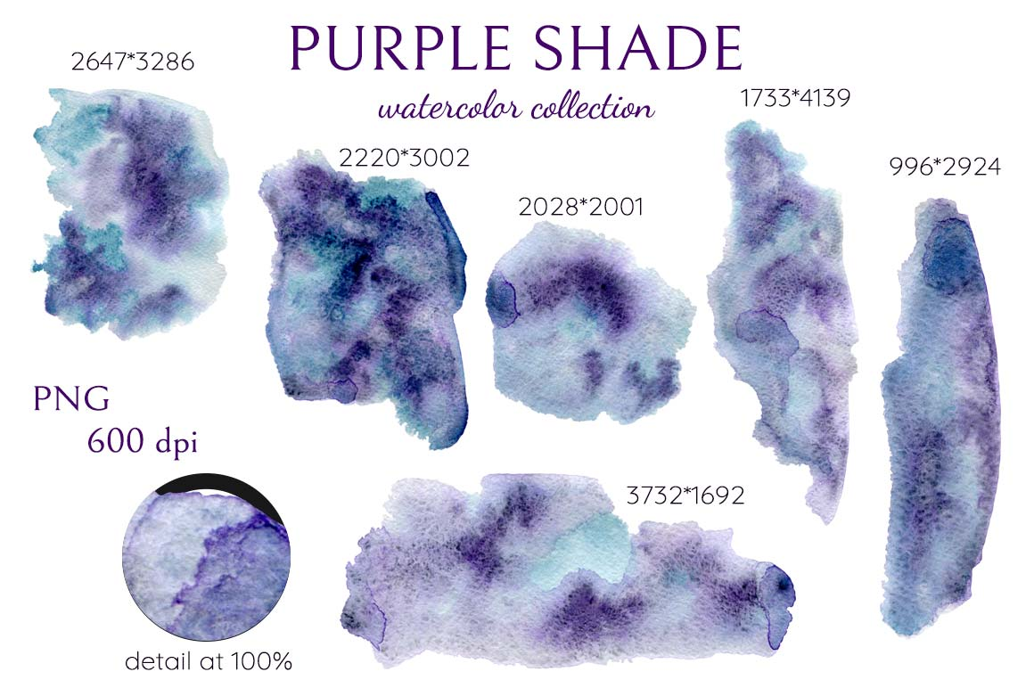Purple Shade example image 3