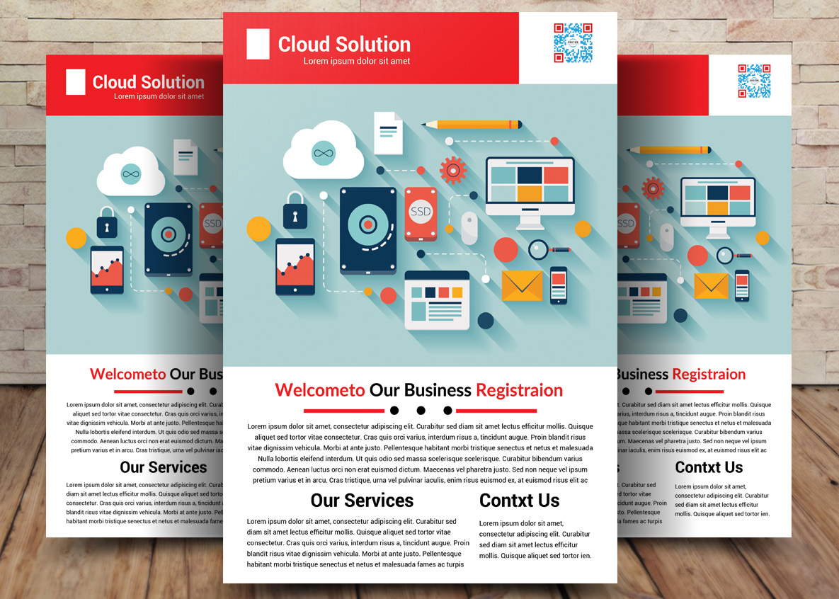 Corporate Business Bundle 4 example image 3