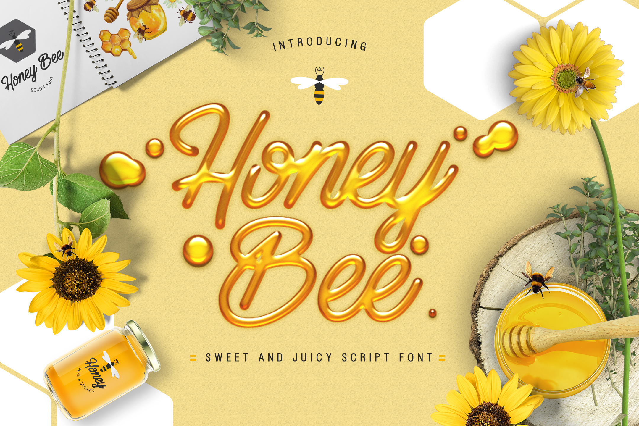 Honey Bee example 1