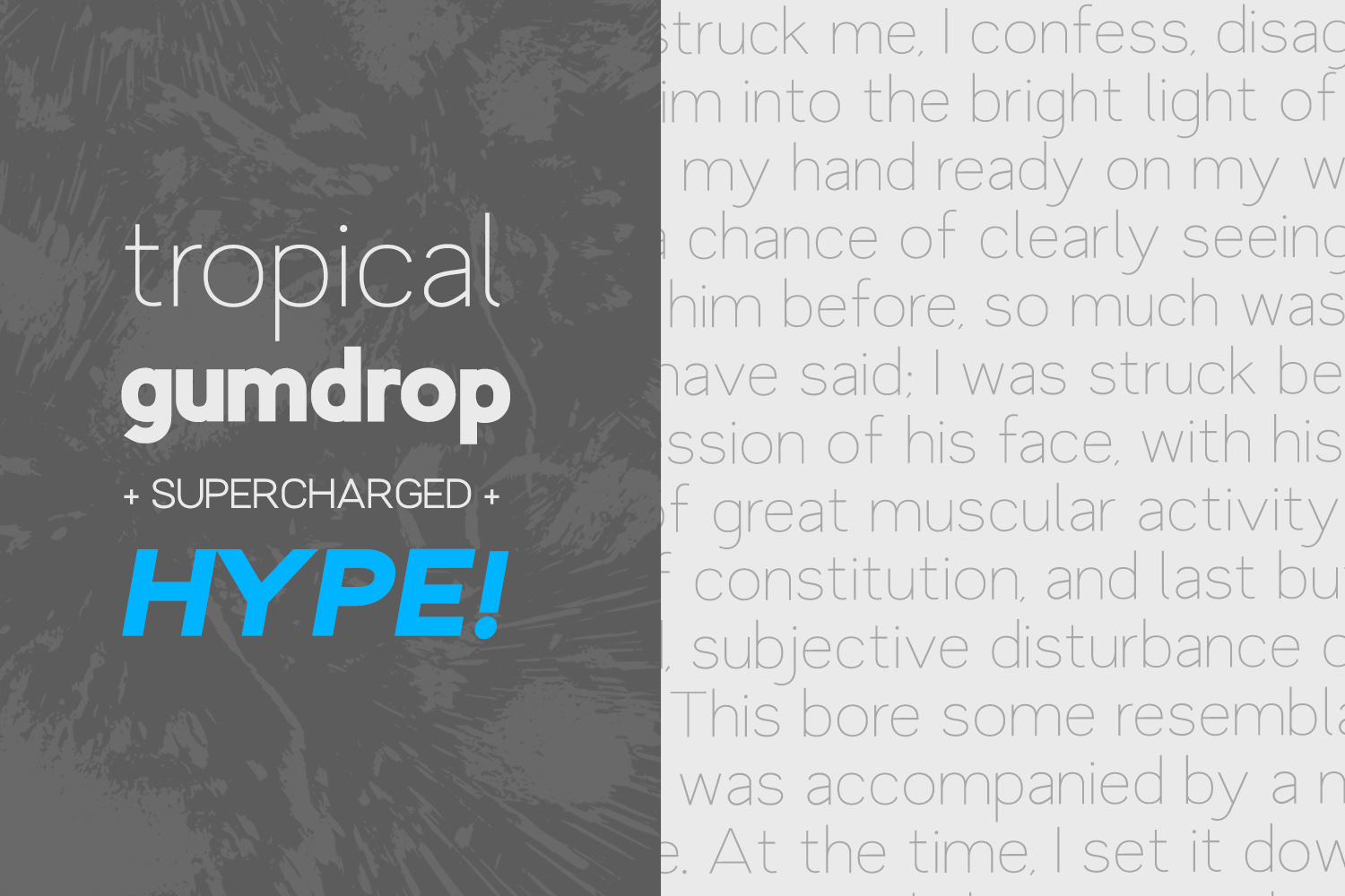 Brada - A Powerful Sans Font Family example image 11