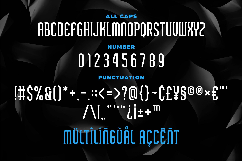 Graydon - Modern Serif Font example image 3
