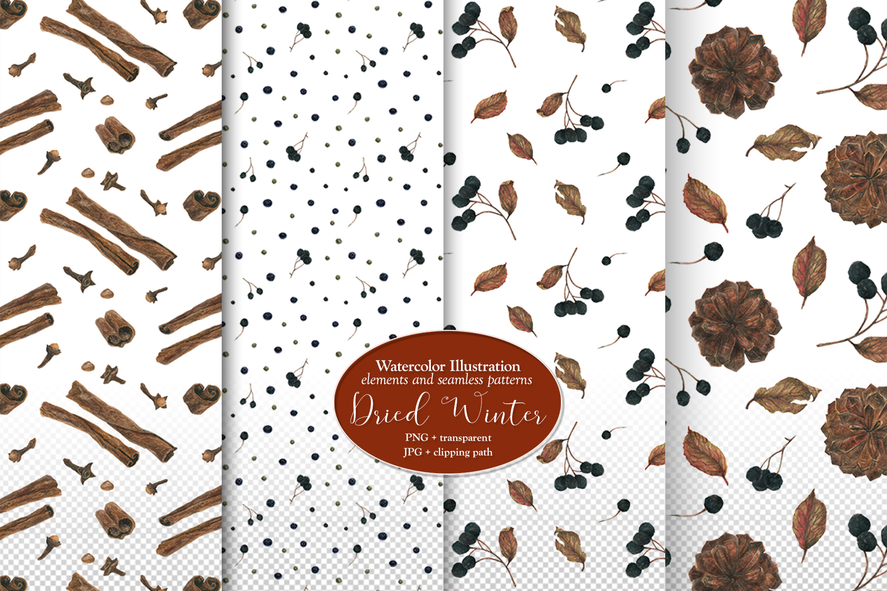Dried Winter vol. 2 example image 10