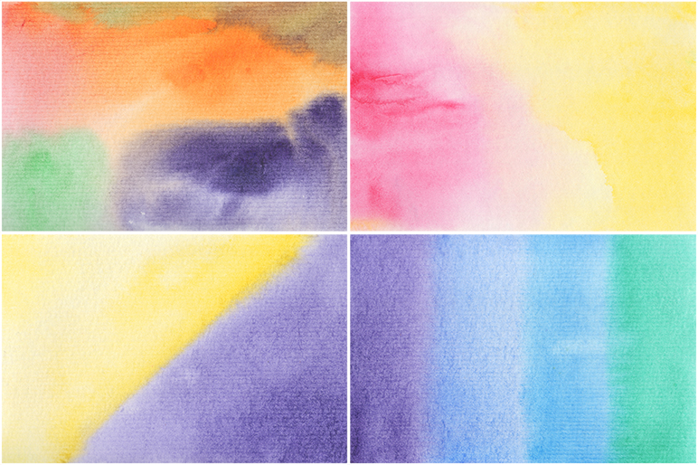 50 Watercolor Backgrounds example image 7