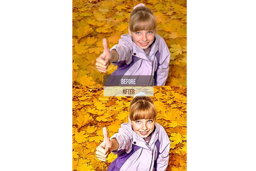 150 Premium Autumn Presets Lightroom (Presets for Lightroom 5,6,CC) example image 5