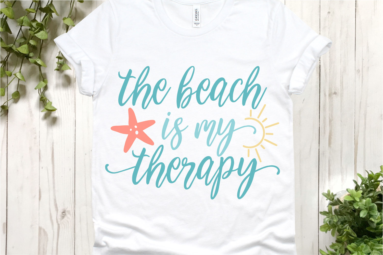 Beach SVG Bundle - Cut Files for Crafters example image 11