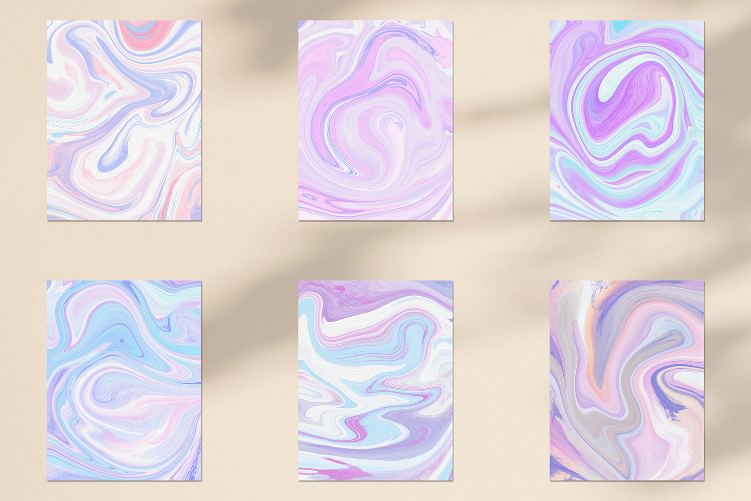 Agate Textures - Wedding Backgrounds example image 2