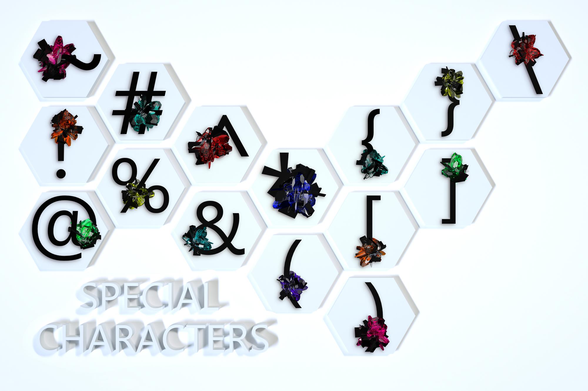 Crystal|Azbuka|Alphabet example image 11