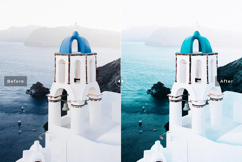 Serenity Mobile & Desktop Lightroom Presets example image 4