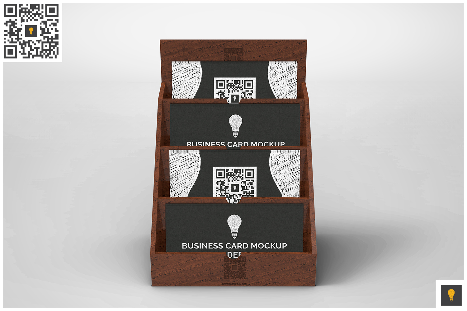 Business Card Holder Mockup example image 8