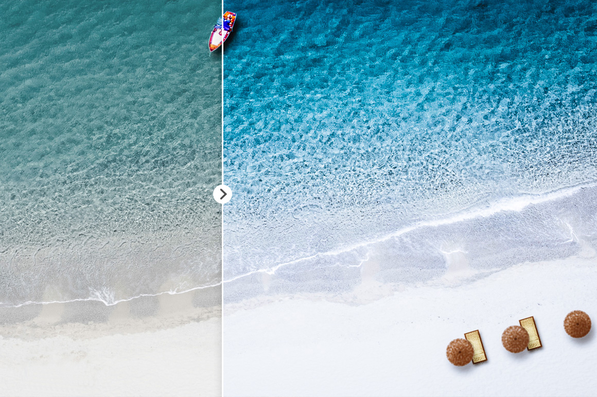 45 Lightroom Presets for Aerial Photography with Drones example image 2