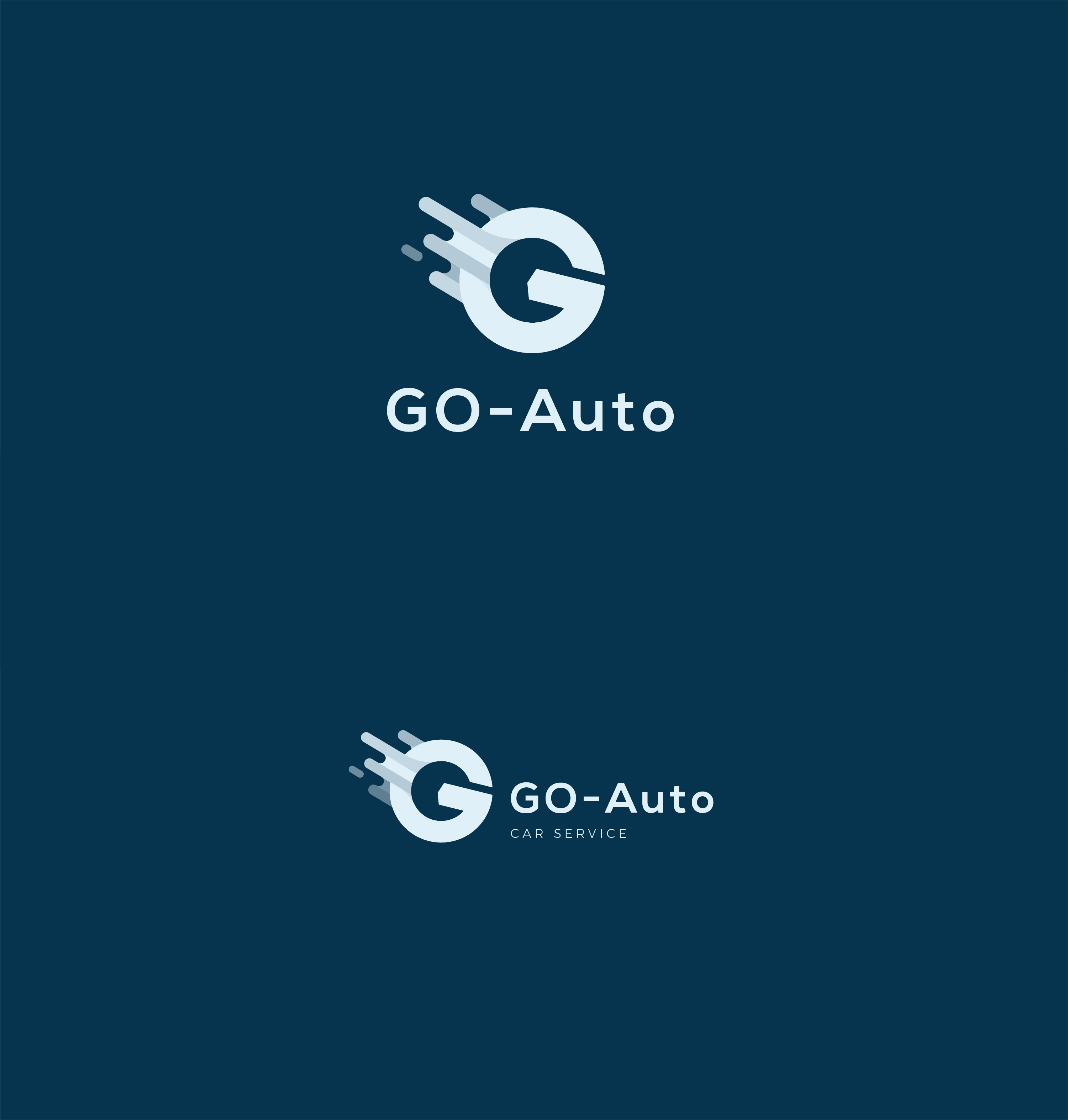Letter G - Car Service Repair Logo example image 3
