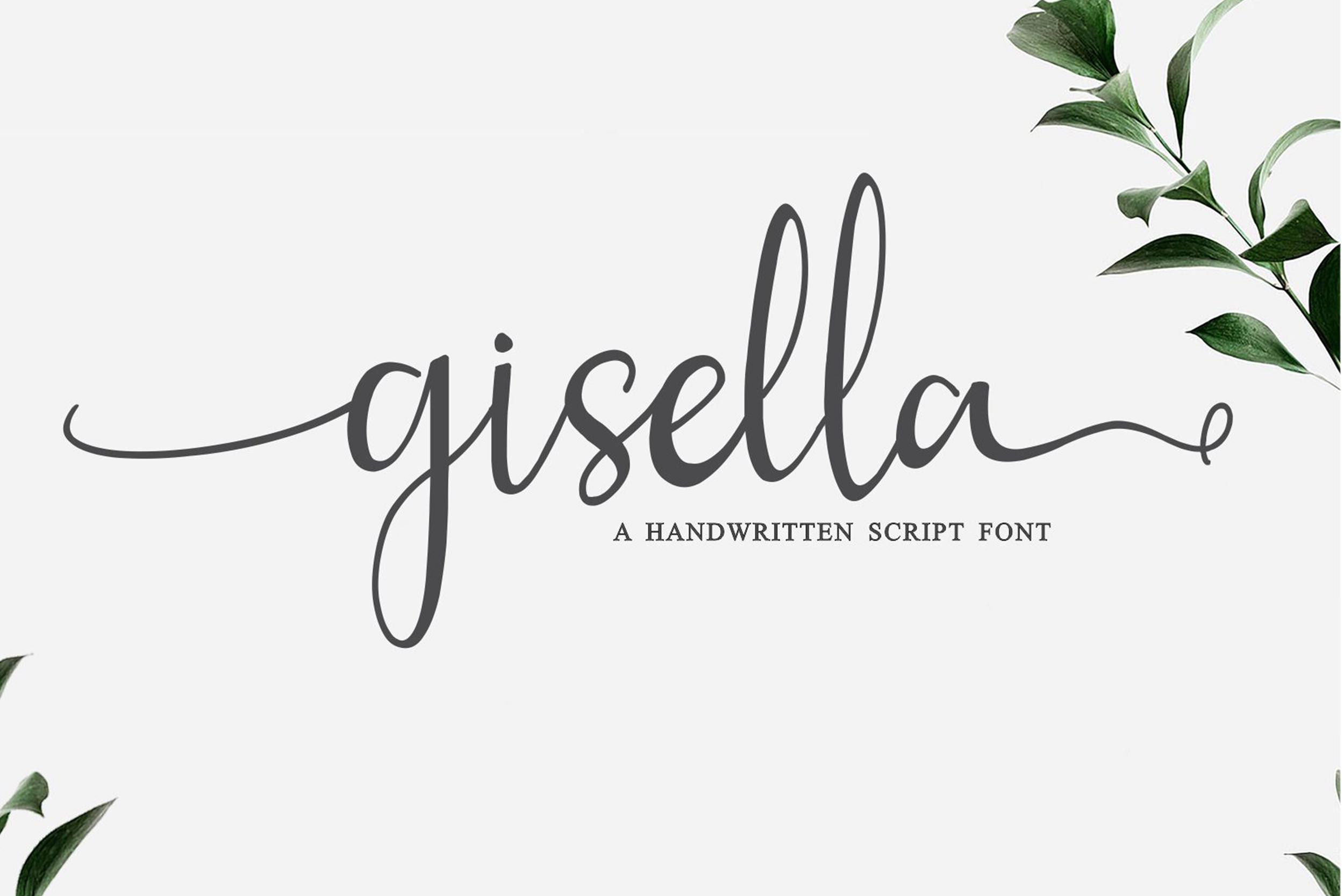 Gisella Font example image 1