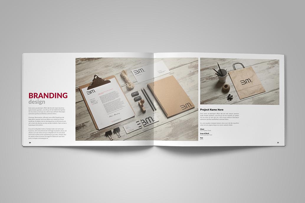 Graphic Designer/Photographer Portfolio example image 11