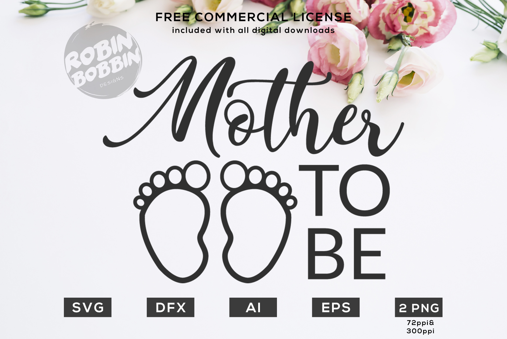 Mother To Be Design for T-Shirt, Hoodies, Mugs and more example image 1
