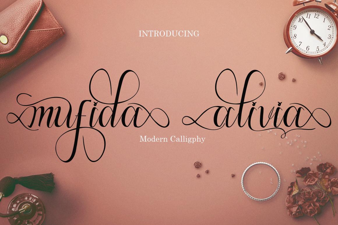 mufida alivia example image 1