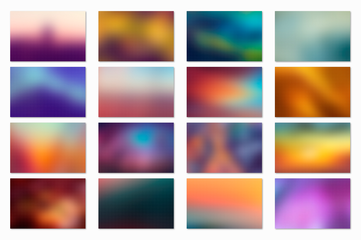 50 Dotted Blur Backgrounds example image 4