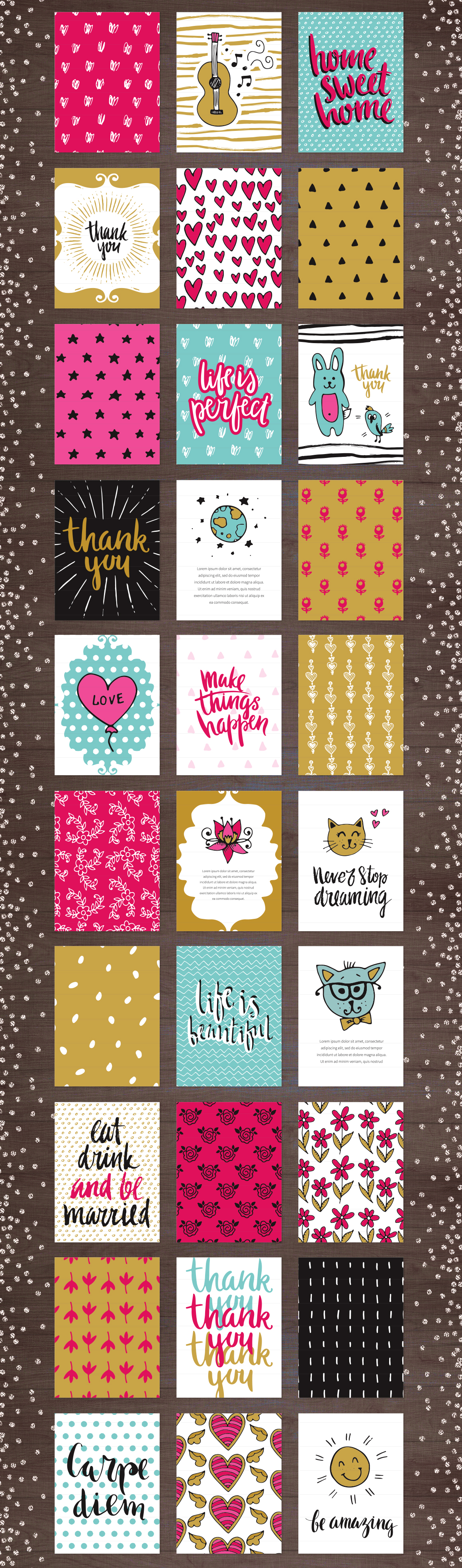 60 Valentine's Day Romantic Cards #3 example image 2