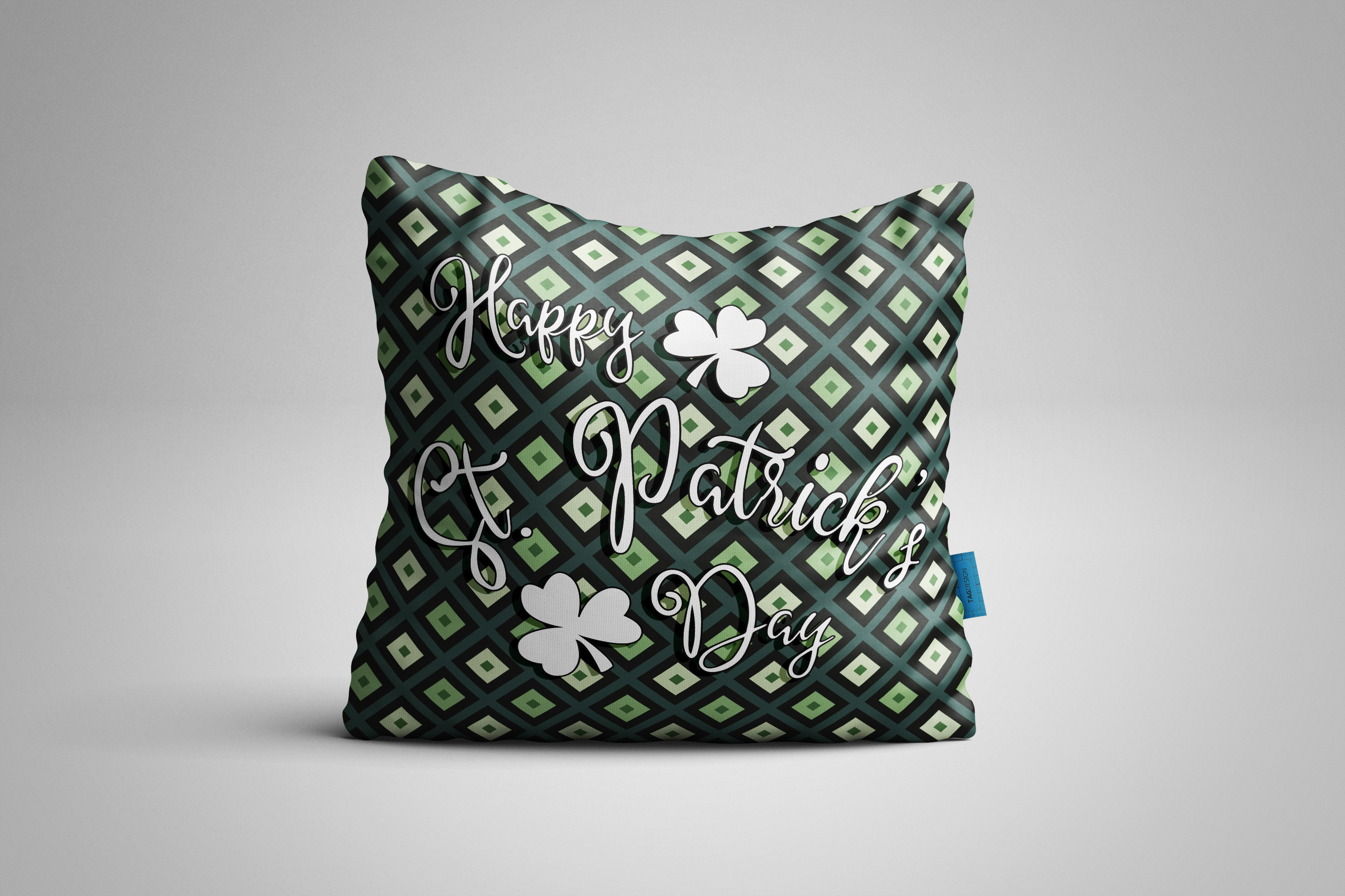 8 Seamless St. Patrick's Day Patterns Set 3 example image 6