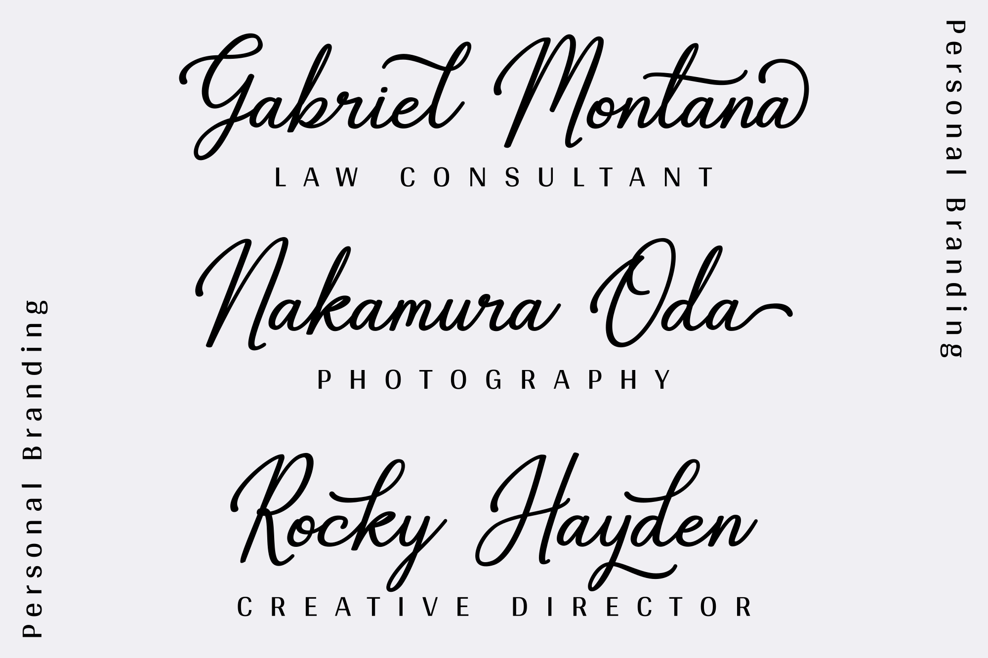 Gabryna Font example image 6