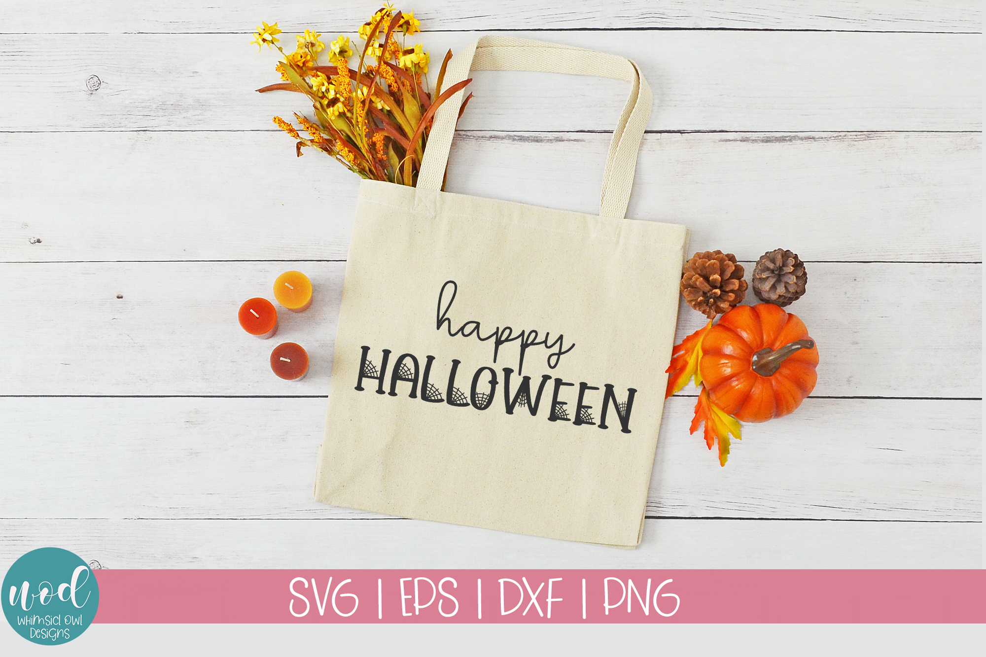 Happy Halloween SVG File example image 2