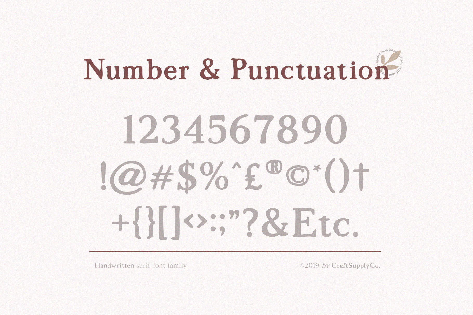 Morgen - Handwritten Serif Font example image 6