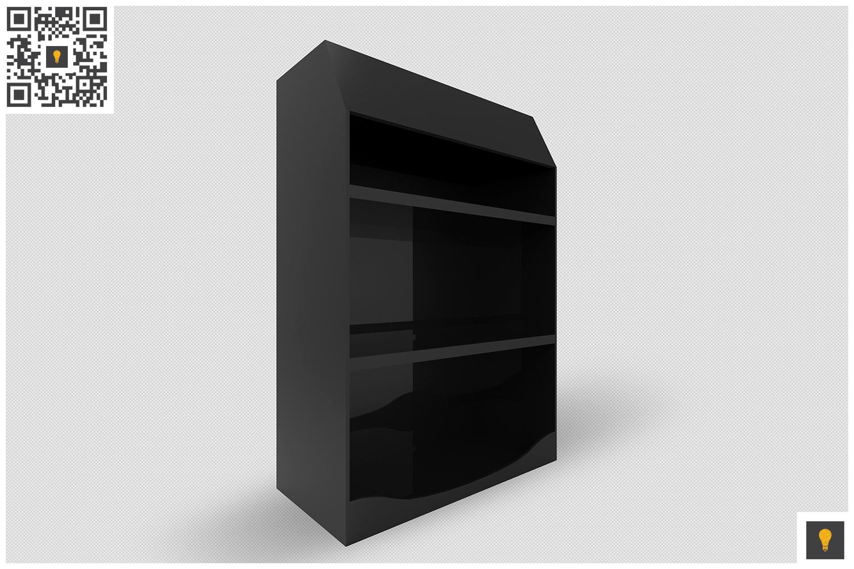 Promotional Shelf Display 3D Render example image 6