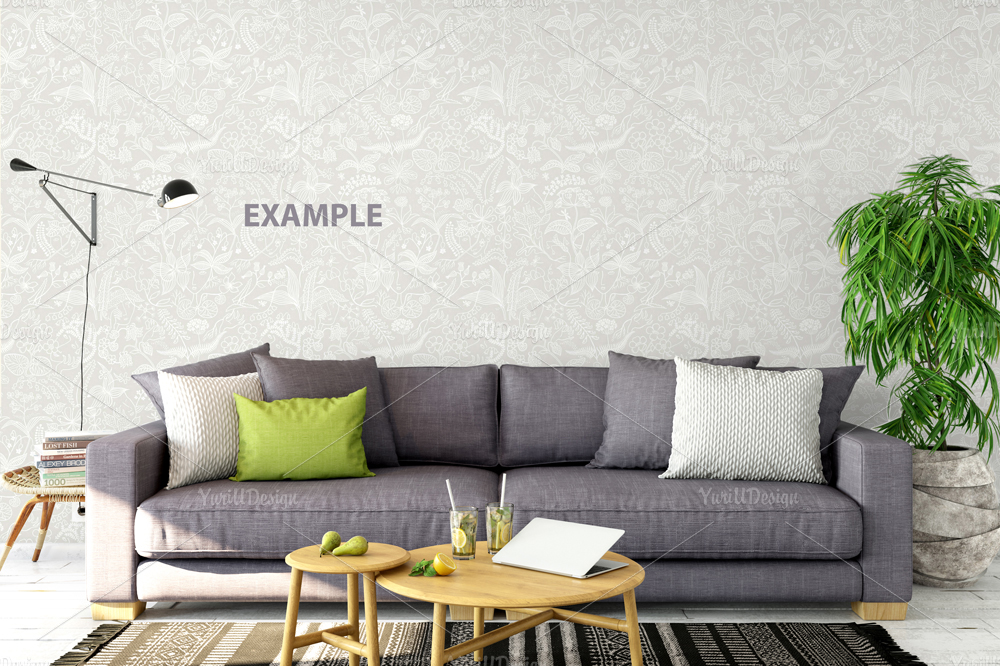 Wall Mockup - Bundle Vol. 1 example image 13
