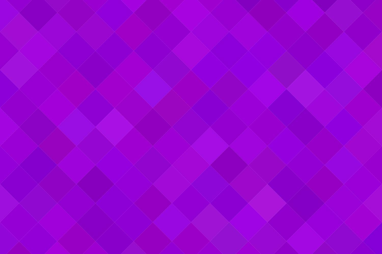 24 Purple Square Patterns AI, EPS, JPG 5000x5000 example image 2