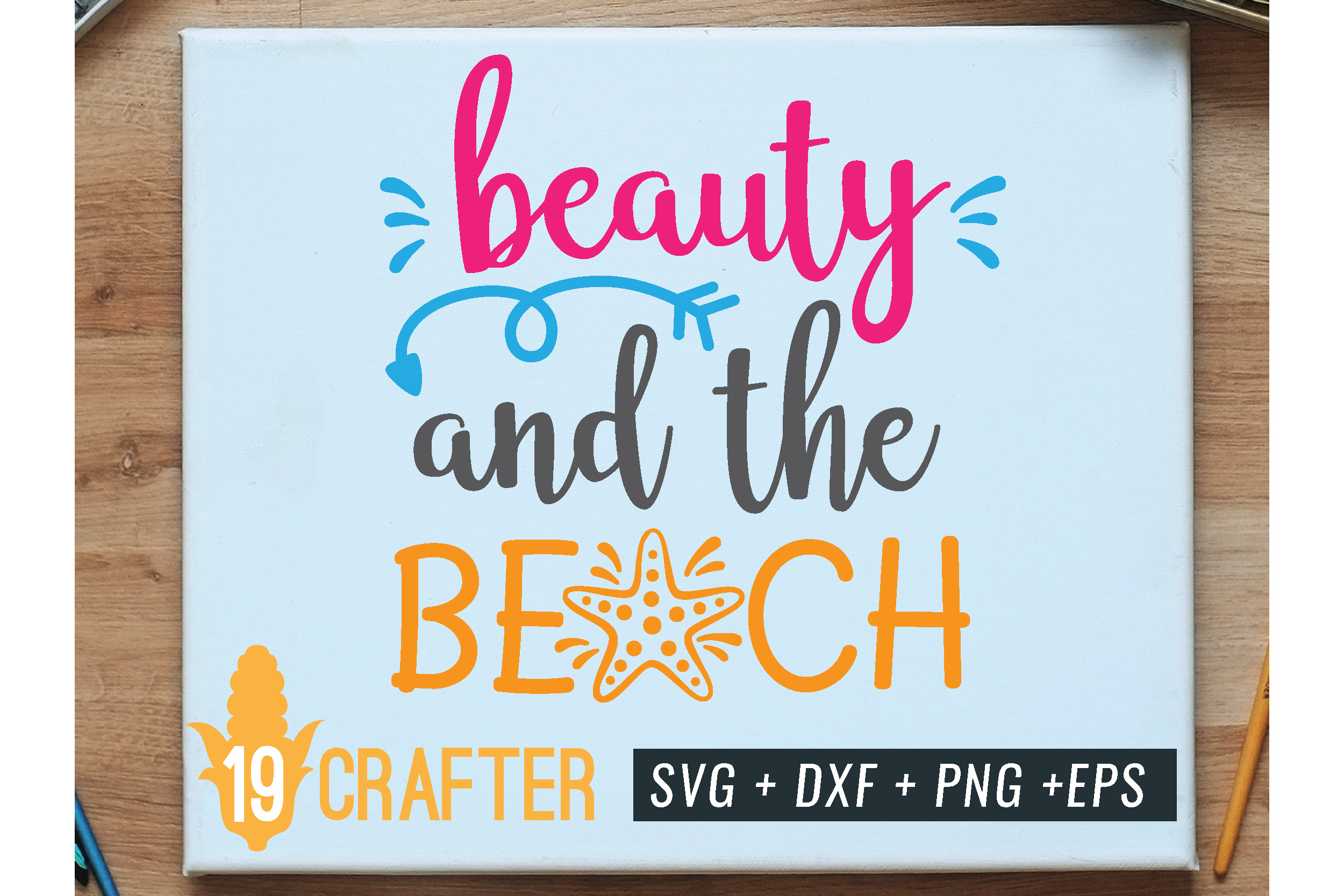summer in the beach svg the best value bundle example image 5
