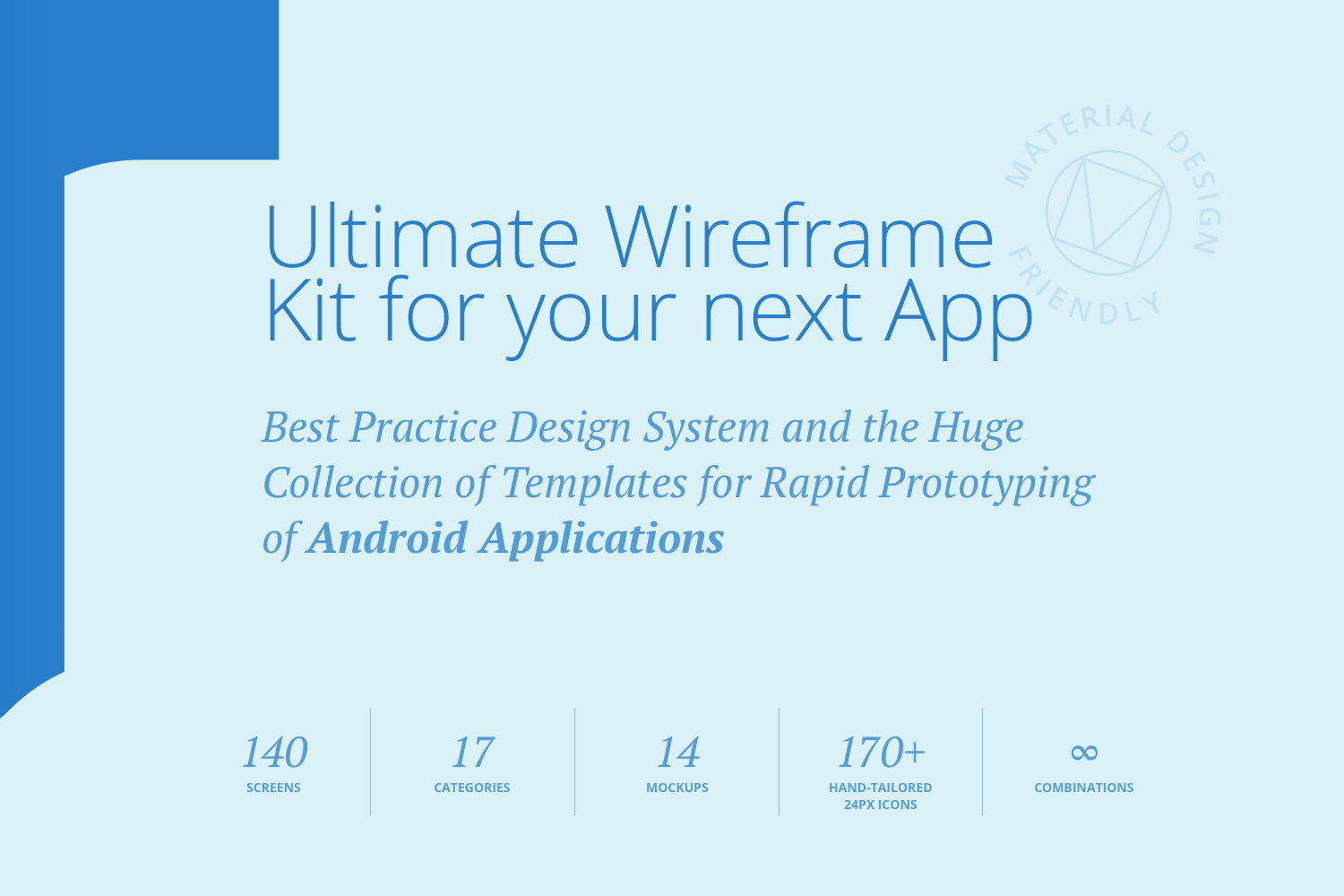 Tapky 1 Wireframe Kit example image 2